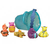 Брызгунчики-веселунчики, набор для игры с водой, Battat