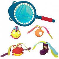 Игровой набор Накорми акулу (для игры в ванне и бассейне), Battat