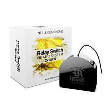 Двухканальное встраиваемое реле Fibaro Relay Switch FIB_FGS-221