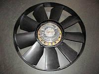 Муфта вязкостная с вент. 704мм, двигатель 740.50,51 с обечайкой  020002748
