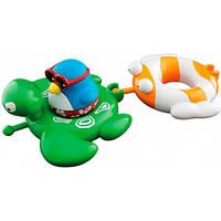 Игрушка для ванны Веселые друзья (пингвин, черепаха, рыбка), Water Fun