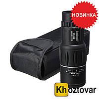 Компактный монокуляр BUSHNELL 16x52   16-ти кратное увеличение   Влагозащищенный   Противоударный