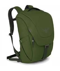 Рюкзак Osprey Flap Jack Pack Peat Green (зеленый) O/S