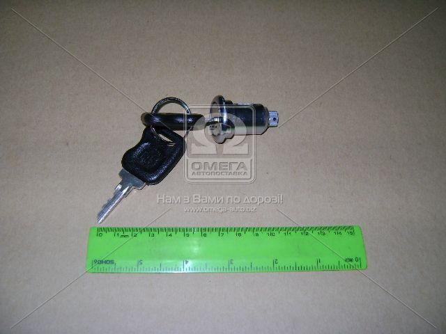 Выключатель замка двери ГАЗЕЛЬ,СОБОЛЬ,ВАЛДАЙ с ключами нового образца (покупной ГАЗ) (арт. 3110-6105080-10), ABHZX