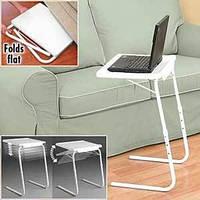 ТОП ВИБІР! Портативний складаний столик Table Mate - 1000403 - тейбл мейт, table mate, складаний столик, легкий стіл, прилі