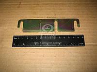 Пластина регулировочная ГАЗ 2705,3221 защелки стопора нижний двери задка (Производство ГАЗ) 2705-6305378