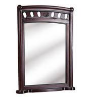 Зеркало Флоренция в дубовой раме (Микс мебель)