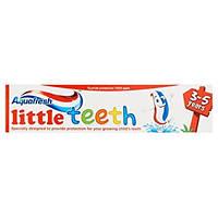 Зубная паста Aquafresh детская Little Teeth (возраст 3-5), 50 мл