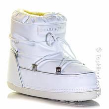 Snow Boots  Chiara Ferragni (White) (Size S,L)