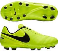 Детские футбольные бутсы  Nike JR Legend VI FG 819186-707