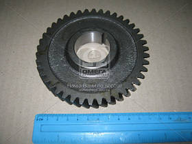 Шестерня привода насоса масляного Д 240, 243, 245 Z=42 (производство Украина) (арт. 240-1005033-01), ACHZX