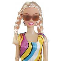 Путешествие, набор с куклой 28 см., блондинка с косичками, Ася