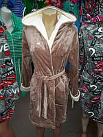 Молодежный халат до 52 размера