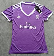Женская футболка Adidas FC Real Madrid 2016 -17