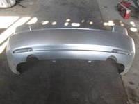 Бампер задний черный 2006- Mazda 6 (GG/GY) 2002-2008