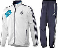 Спортивный костюм Adidas Real Madrid Presentation Suit Tracksuit W40454