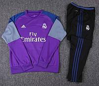 Костюм тренировочный  Adidas FC Real Madrid 2016-17