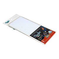 Набор стержней для 3D-ручки Белый, (24 шт.), 3Doodler Start (3DS-ECO01-WHITE-24)