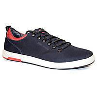 Кожаная обувь Barsa Синие Dark Blue (40-43)
