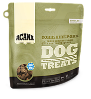 Acana (Акана) Dog Treats YORKSHIRE PORK 92г - лакомство для собак (свинина/тыква)