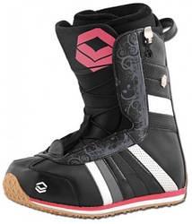 Ботинки сноубордические F2 Aura Girl размер 26,0 black