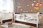 Детская кровать от 3 лет с бортиками для девочки Miss Secret, фото 2