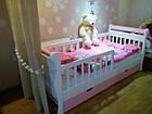 Детская кровать от 3 лет с бортиками для девочки Miss Secret, фото 8