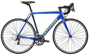 "Велосипед 28"" Cannondale OPTIMO SORA 2017 CER антрацит синий"