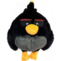 Рюкзак плюшевый Бомб, Angry Birds, Premium Toys