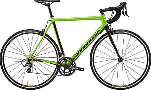 "Велосипед 28"" Cannondale S6 EVO Carbon Tiagra GRN зеленый 2018"