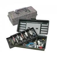 Кейс МТМ Broadhead Tacle Box для 12 наконечников стрел (BH-12-09)
