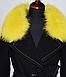 Зимнее пальто с мехом в тон изделия, фото 7