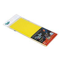 Набор стержней для 3D-ручки Жёлтый, (24 шт.), 3Doodler Start (3DS-ECO04-YELLOW-24)
