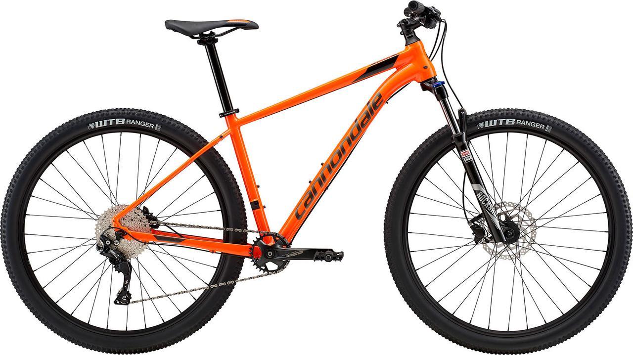 "Велосипед 29"" Cannondale Trail 5 ORG оранжевый 2018"
