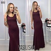 Красивое платье в пол ан-11699-2