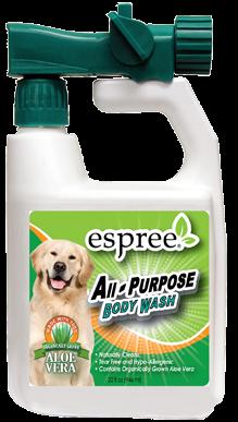 Espree All Purpose Body Body Wash, 946 мл - универсальный шампунь для собак