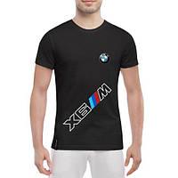 Мужская футболка 'BMW X6 M'