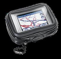 """Чехол для навигатора Interphone 3.5"""" GPS с креплением для не трубчатых рулей"""