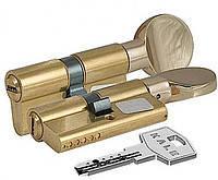 Цилиндровые механизмы Kale 164 BME 71 мм (26*10*35) лазерный с барашиком