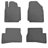 Коврики в салон Nissan Micra K12 03- (комплект - 4 шт) Код:282020643