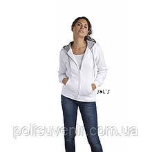 Толстовка(куртка) жіноча