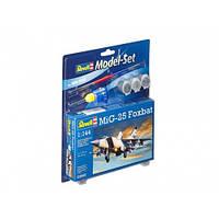 Model Set Истребитель-перехватчик MiG-25 Foxbat, 1:144, Revell