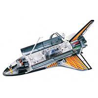 Космический корабль Спейс Шатл - объемная модель, 1:72, 4D Master 26116