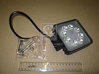 Фара LED квадратная 24W, 8 ламп, 110*164мм, широкий луч (ТМ JUBANA) 453701036