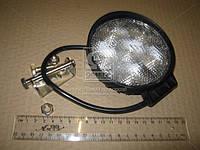 Фара LED круглая 18W, 6 ламп, 110*128мм, широкий луч (ТМ JUBANA) 453701032