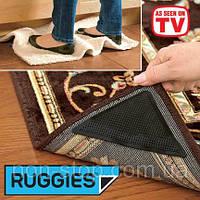Держатели-липучки для ковров Ruggies, Держатель для ковров Ruggies, Ruggies, держатели ковров, держатель для к