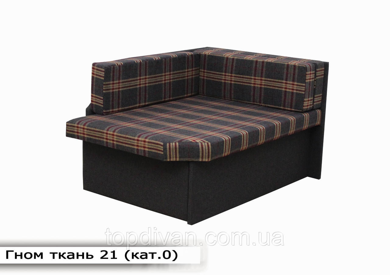 "Детский диван ""Гном"" (ткань 21) Габариты: 1,16 х 0,82  Спальное место: 1,90 х 0,80"