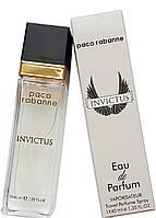 Мини парфюм Paco Rabanne Invictus (Пако Рабанн Инвиктус) 40 мл. (реплика)