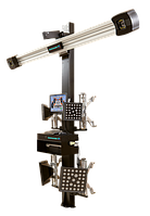 HOFMANN 610- Стенд для регулировки угла установки колёс JOHN BEAN Visualiner 3D ELS