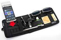 Новогодние подарки -- Автомобильный органайзер на козырек GRID-IT Organizer Vehicle Storage Plate, автомобильный органайзер, Компактный автомобильный